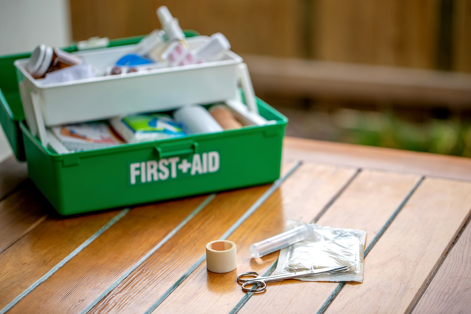 bigstock-First-Aid-Kit-On-The-Table-In--345946135